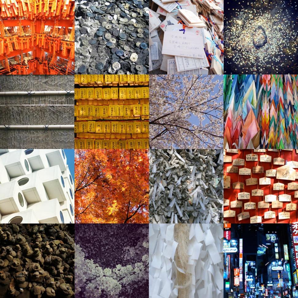abundance textures